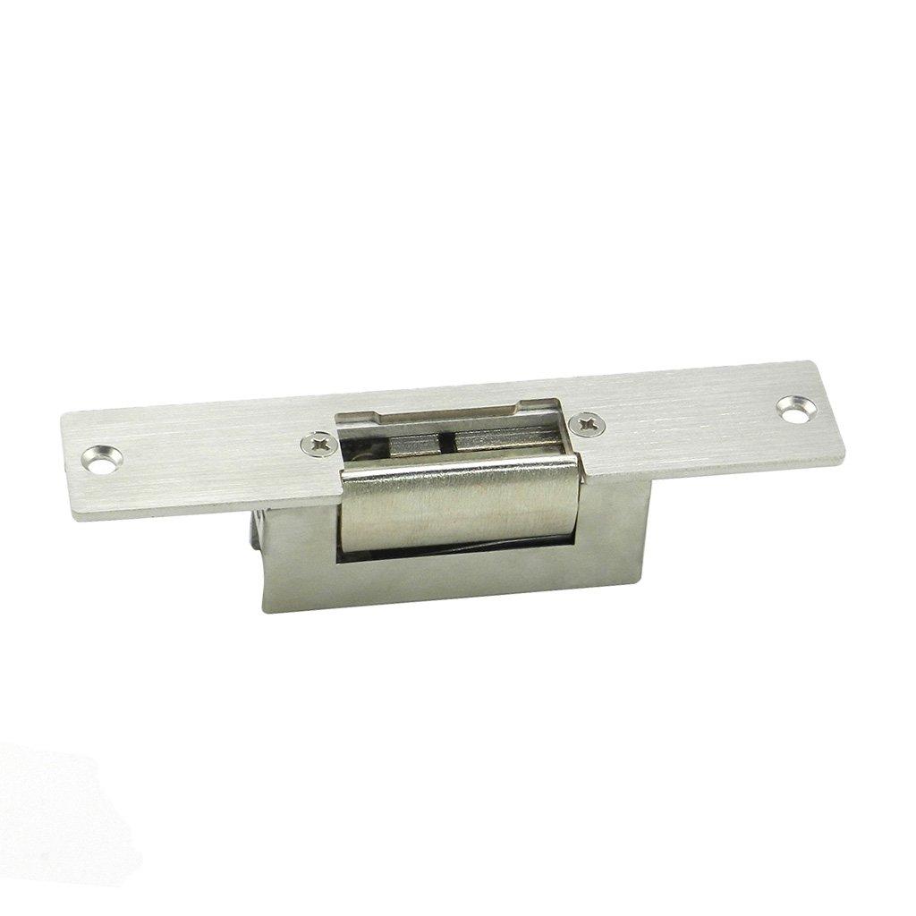 6# NC Mode NO//NC Placa De Bloqueo De Percusi/ón El/éctrica Fail Secure Y Fail Safe Door Strike Lock