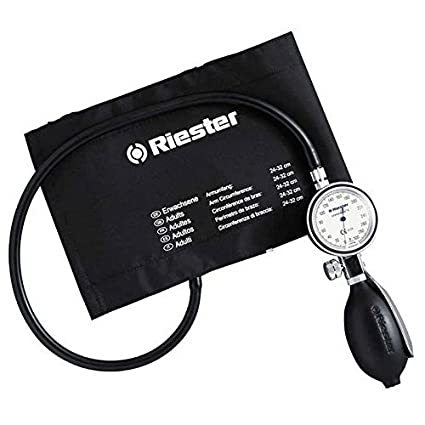 Cosmo médica - Riester minimus II. Tensiómetro aneroide con brazalete pediátrico