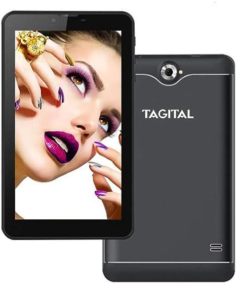 Phablet Quad Core 3G de 7 Pulgadas Tagital, Tablet Teléfono ...