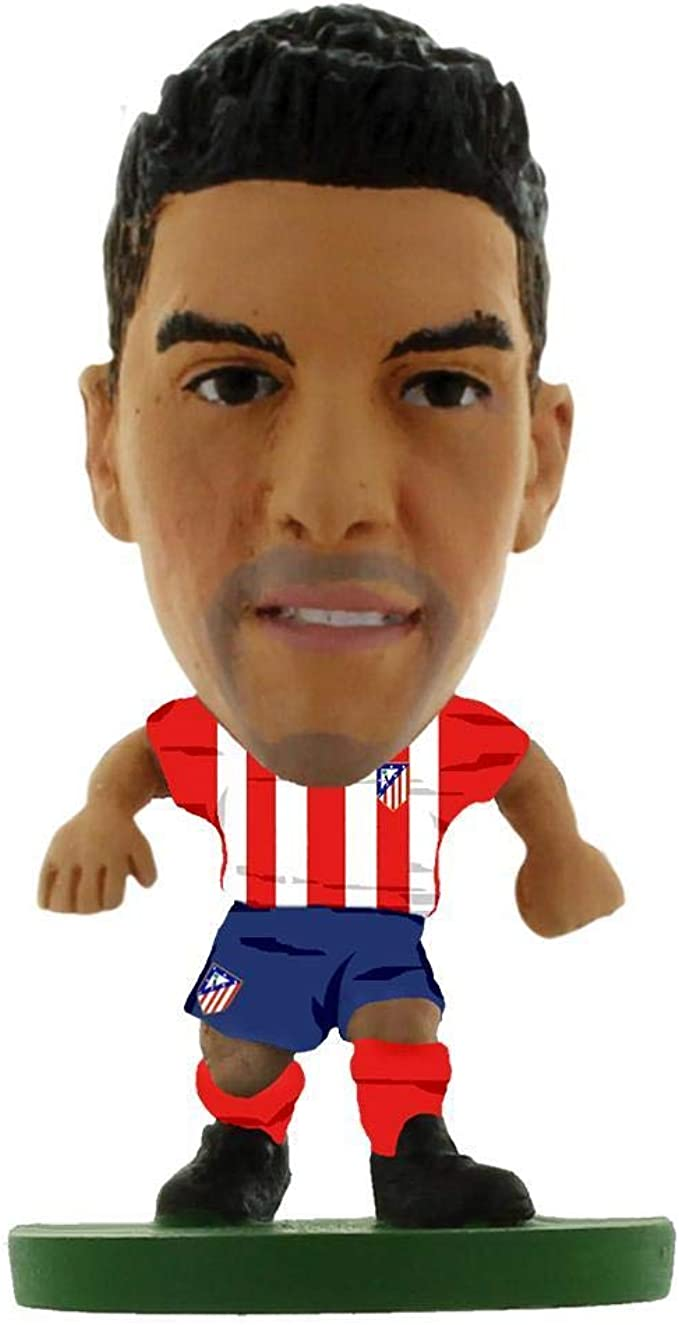 Atletico Madrid FC - Figura SoccerStarz de Gaitan (5cm ...