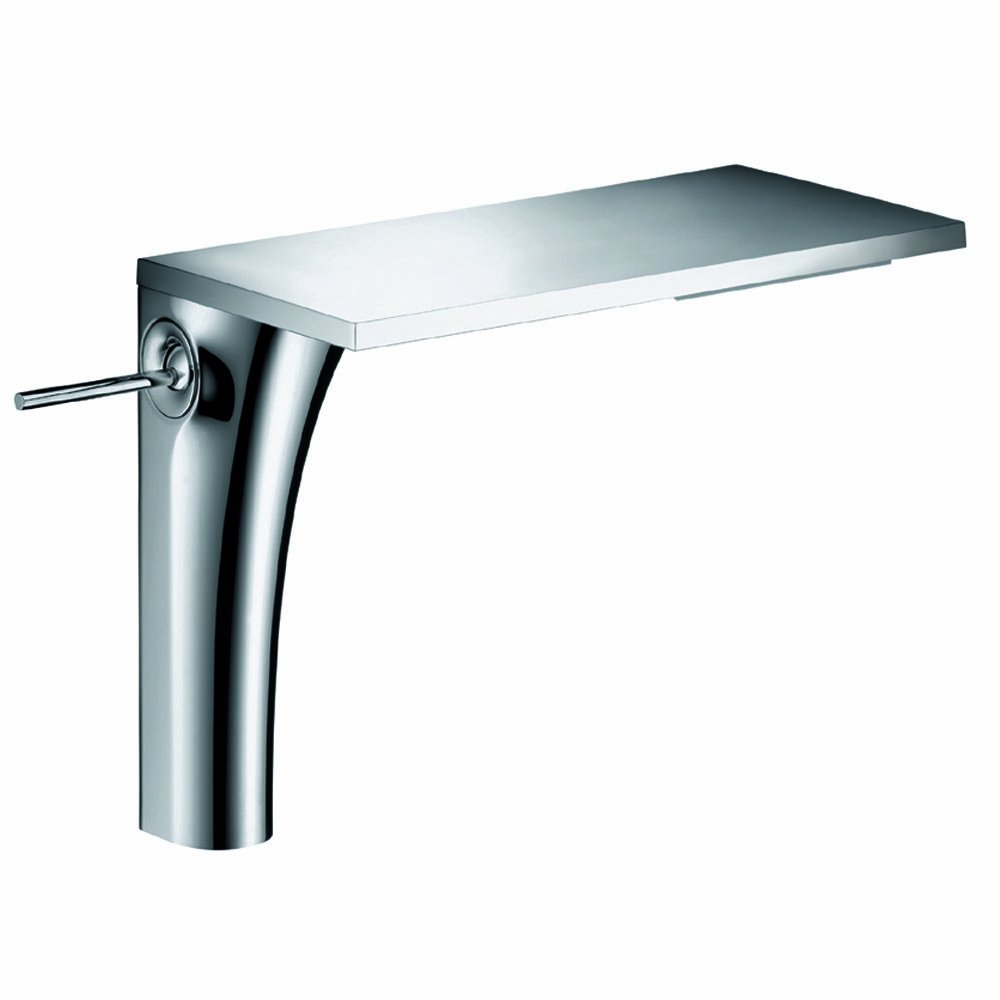 Axor 18020001 Massaud Faucet Tall, Chrome - Bathroom Sink Faucets ...