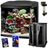 Coralife NEW STYLE Size 32 LED BioCube Aquarium REEF PACKAGE