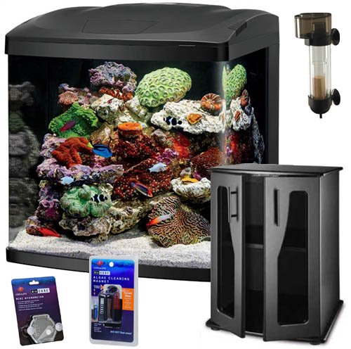 BioCube Coralife Size 32 LED Aquarium Reef Package (with New Improved Stand) by BioCube