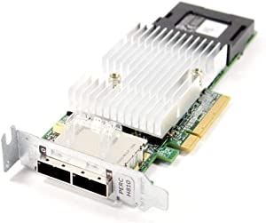 Dell Perc H810 RAID Controller PCI-E 2.0 x8 2x mini-SAS 1GB Cache w/Battery LP For PowerEdge R620 VV648