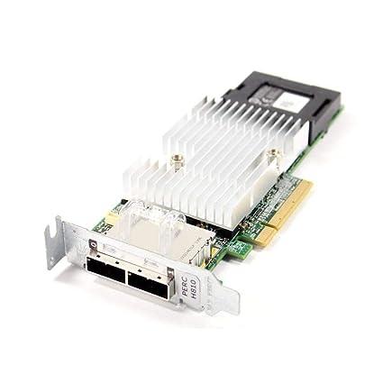 Amazon com: Dell Perc H810 RAID Controller PCI-E 2 0 x8 2x mini-SAS