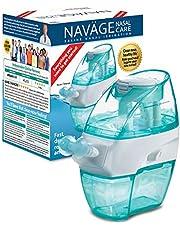 Navage Nasal Care Starter Bundle: Navage Nose Cleaner and 20 SaltPods. For Improved Nasal Hygiene.