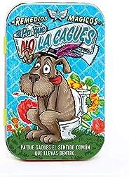 Pa' Que No La Cagues - Pastillero Remedios Mágicos de Hojalata con Dulce del Poder Buena Vibra Sabor Piña