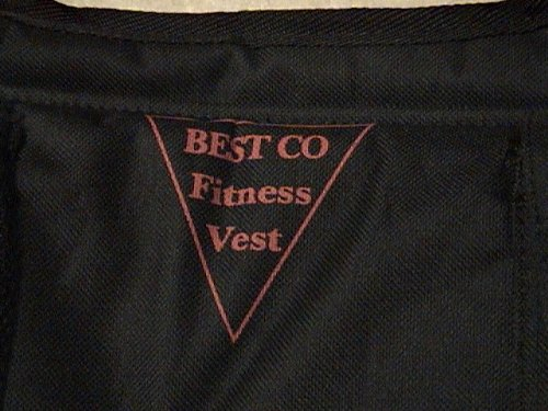 New Weight Vest: 100 Lbs Exercise Training Vest by Bestco (Image #3)'