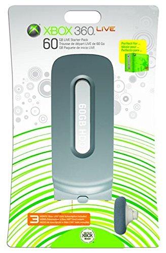 Xbox 360 - Xbox Live Starter Pack 60 GB con Abbonamento 3 Mesi Gold e Cuffie   Amazon.it  Videogiochi 0d01310878d9