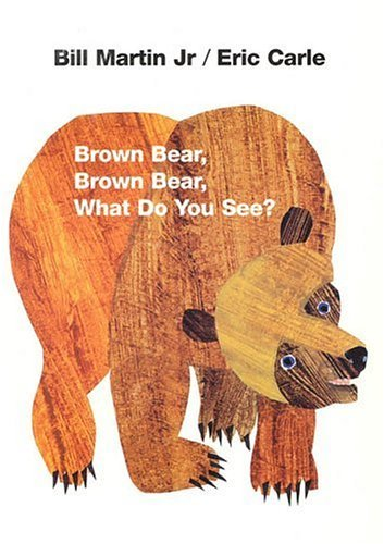 Asl Story Halloween (Brown Bear Brown Bear What Do You See? Board Book with DVD in)