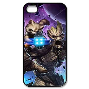 IMISSU Guardians of the Galaxy1 Phone Case For Iphone 4/4s [Pattern-5]
