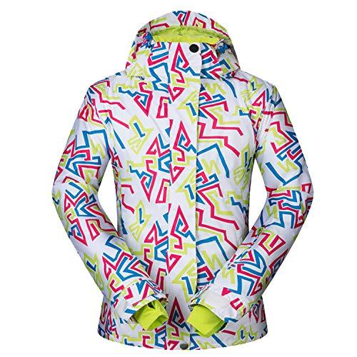 Chaqueta Impermeable de esquí para Mujer Remata Ropa Exterior para Abrigos, XXL, Foto: Amazon.es: Ropa y accesorios