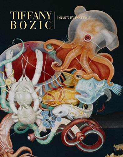 Tiffany Bozic: Drawn by Instinct: A Collection of Work from ()