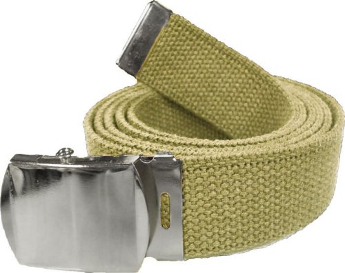Buckle Khaki (100% Cotton Military 54