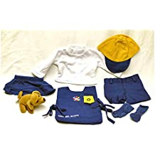 Stylish 18-Inch Doll Outfit Clothes Costume Bundle – Includes Cute Puppy - Daisy Scout