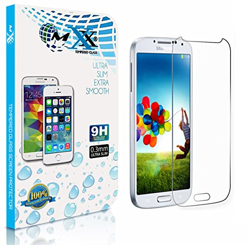 MXX Shatterproof Tempered Protector Packaging product image