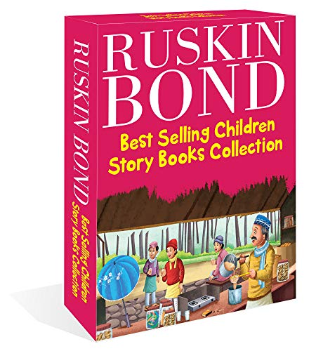 Ruskin Bond - Best Selling Children Story Books Collection (Set of 4 Books) Product Bundle – 1 January 2019