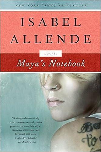 mayas notebook allende isabel