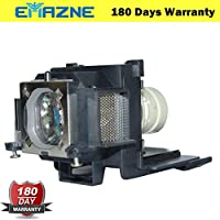 Emazne POA-LMP148/610-352-7949 Projector Replacement Compatible Lamp With Housing For Sanyo Eiki LC-WB200 Eiki LC-WB200A Eiki LC-XB250 Eiki LC-XB250A Sanyo PLC-XU4000 Sanyo PLC-XU4010C Sanyo PLC-XU405