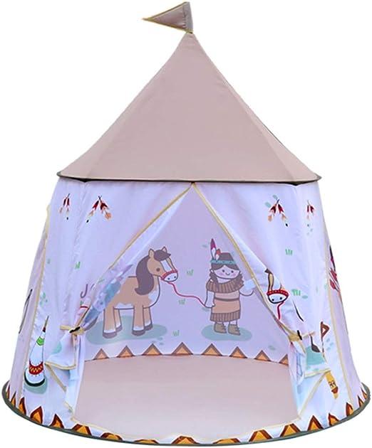 Tienda de campaña para niños Casa de juegos Casa de bebé al aire libre para interiores