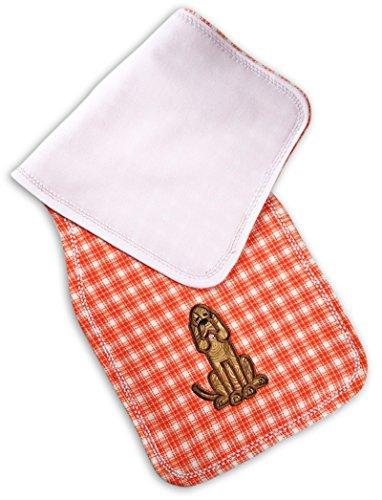 Gift For Baby Tennessee Volunteers Nursery Bundle Plaid by Mimis Favorite (Image #7)