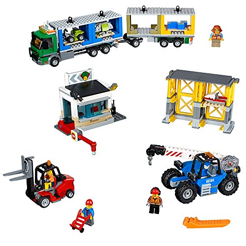 LEGO City Town Cargo Terminal 60169 Building Kit
