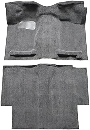 Factory Fit Cutpile Fits: Regular Cab Complete ACC 1986 Fits Nissan 720 Carpet Replacement