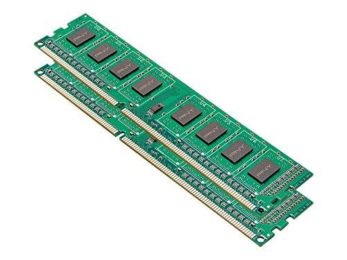 PNY Performance 8GB Kit (2x4GB) DDR3 1600MHz (PC3-12800) CL11 Desktop Memory - MD8GK2D31600NHS-Z