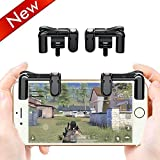 Gagget Controller,Smartphone Mobile Gaming Trigger Fire Button Handle L1R1 Shooter Pubg,1 Pair