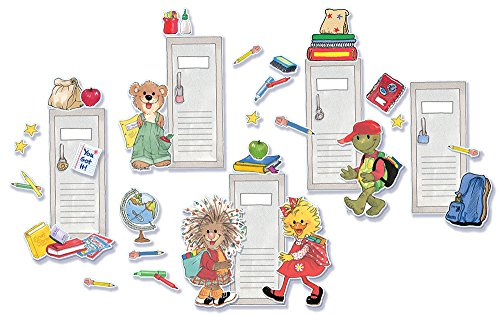 Eureka Suzy's Zoo School Day Helper Mini Bulletin Board Set (847069)
