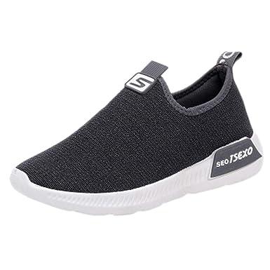 Ginli Scarpe Sportive Scarpe Tempo Libero Air Sneakers Tela