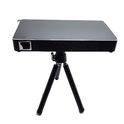 Amazon.com: HWTP Projector-Mini Led Proyector Mini Projetor ...