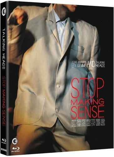 Stop Making Sense [Blu-ray]