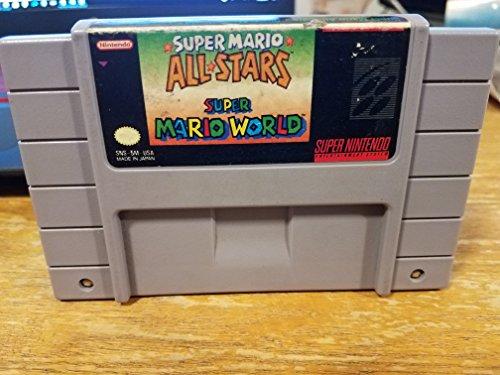 - Super Mario All-Stars / Super Mario World