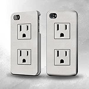 Apple iPhone 4 / 4S Case - The Best 3D Full Wrap iPhone Case - Electic Outlet