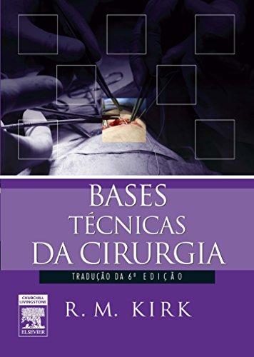 Bases Técnicas De Cirurgia