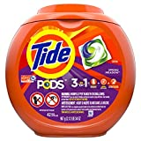 Tide PODS Liquid Laundry Detergent Pacs, Spring Meadow, 42 count