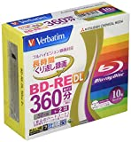 Blank BD-RE Discs