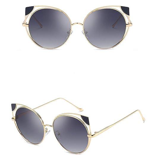 c31037398e82 Alimao Exquisite Women new Vintage Eye Sunglasses Retro Eyewear ...