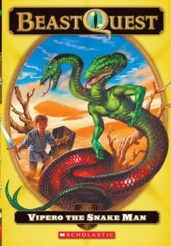 Vipero The Snake Man (Beast Quest) Vipero The Snake Man