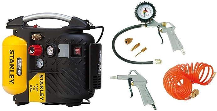 Stanley DN200/10/5 AIRBOSS - Compresor de aire + Stanley ...