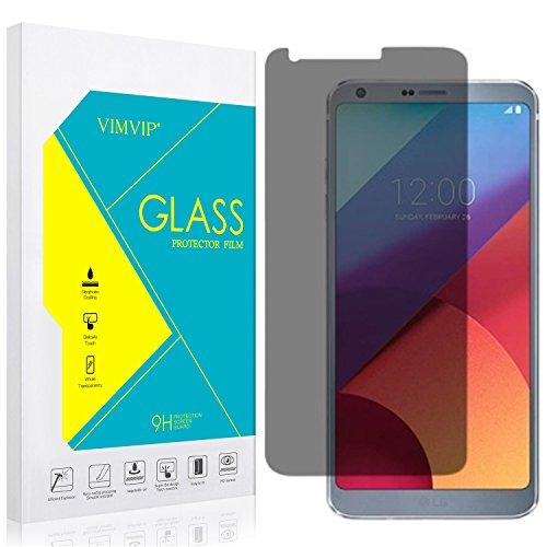 LG G6 Privacy Screen Protector,VIMVIP Anti-Spy Privacy Tempered Glass Screen Protector [ANTI-SCRATCH] [BUBBLE-FREE][ULTRA-GLARE] for LG G6