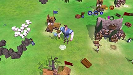Amazon A Kingdom For Keflings Online Game Code Video Games