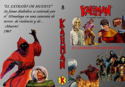 "Kaliman El Hombre Increible en""El Extraño Dr. Muerte"" for sale  Delivered anywhere in USA"