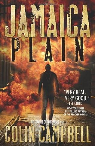 book cover of Jamaica Plain