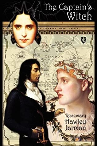 book cover of The Captain\'s Witch