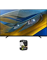 $1698 » Sony XR55A80J 55-inch A80J 4K OLED Smart TV (2021 Model) Bundle with Premium 2 Year Extended Protection Plan