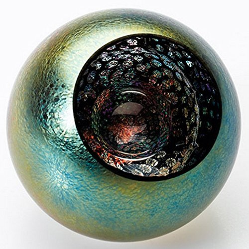 UNIVERSE CELESTIAL SERIES PAPERWEIGHT by Glass Eye Studio