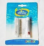 Intex Piscine gonflable 59632EP &vinyle les kits de réparation de ciment