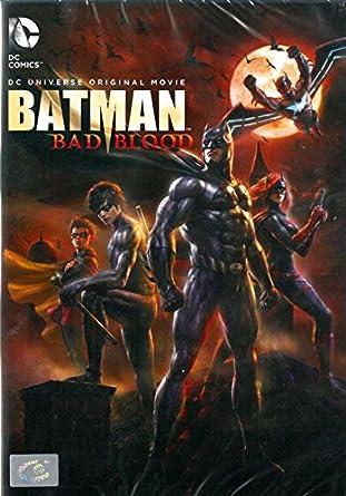 Amazon.com: Batman: Bad Blood (DVD, Region 3) Cartoon ...